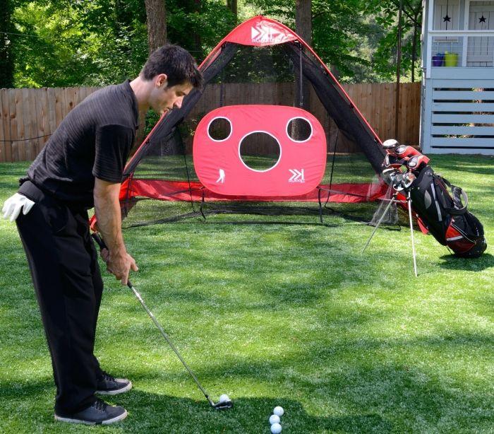 Amazon.com  The RUKK NET Pop-Up Golf Practice Net - PT06