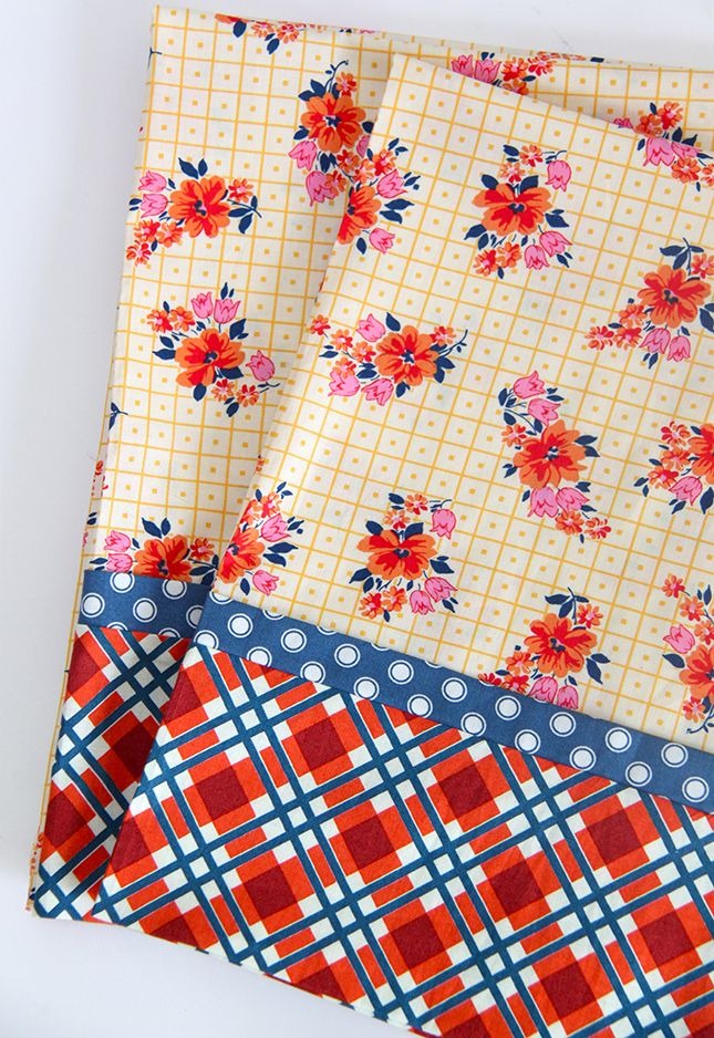 So I finally did a little selfish sewing. I whipped up a bunch of gorgeous pillowcases for our master bedroom and for the girls' room as it has been a while since I updated each room. I made these pillowcases using french seams so that there are no exposed seams inside the pillowcase…ahhh the insides …