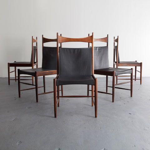 Chairs - Sergio Rodrigues - R & Company. BrazilFurniture