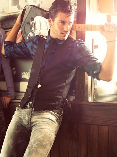 Kostas Martakis - Greek Pop Singer/Model