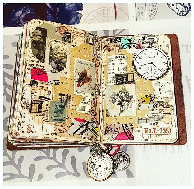 "364 Likes, 23 Comments - Craft By Marta (@craftbymarta) on Instagram: ""It was so much fun to make the last spread so I made one more in my passport size Traveler's…"""