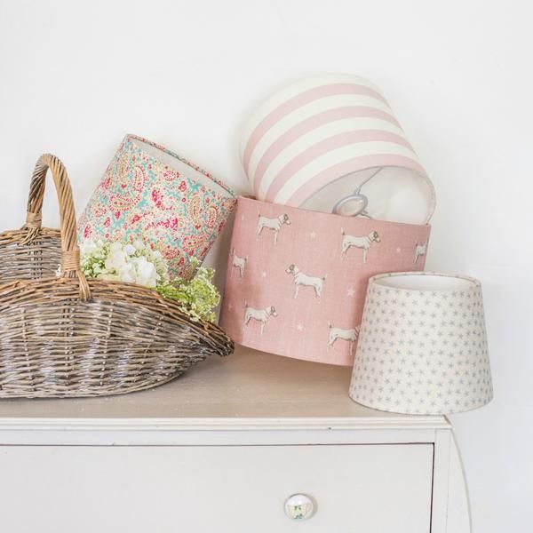 Lampshade Courses – Lolly & Boo