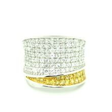 Gold & Silver sterling silver ring, 925 rings, silver rings, gold rings. sterling silver range, Alicia Sarra jewellery