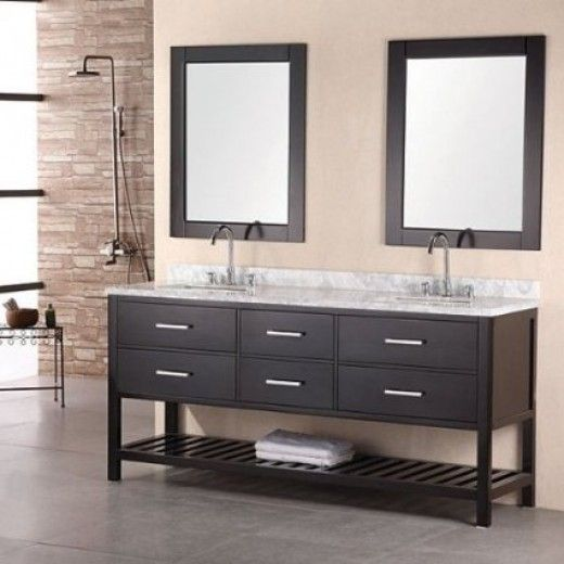 7 best images about restoration hardware style bathroom for Restoration hardware vanities bath
