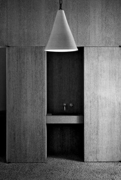 Hidden - vincent van duysen architects