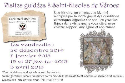 Visites guidées GPPS à St Nicolas de Véroce http://www.gpps.fr/Guides-du-Patrimoine-des-Pays-de-Savoie/Pages/Site/Visites-en-Savoie-Mont-Blanc/Faucigny/Pays-du-Mont-Blanc/Saint-Gervais-les-Bains-et-Saint-Nicolas-de-Veroce  Permalien de l'image intégrée