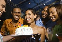 Why your birthday cake may be lying about your body's real age.