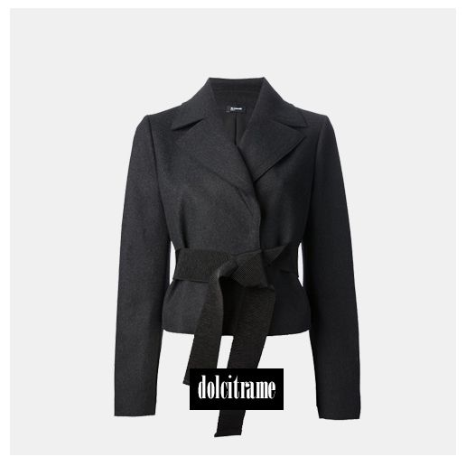 #jilsandernavy #black #jacket #newin #newarrivals #instore #aw13 #fw13 #fashioncollection #wishlist #womenswear #womenstyle #ootd #shop #shopping #dolcitrame