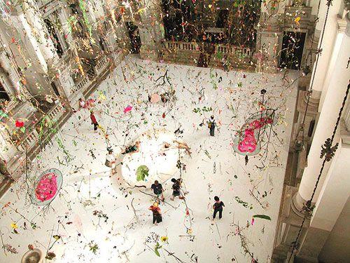 Brainstorm - A Beautiful Large Scale Installation: Kanazawa, Japan - My Modern Metropolis