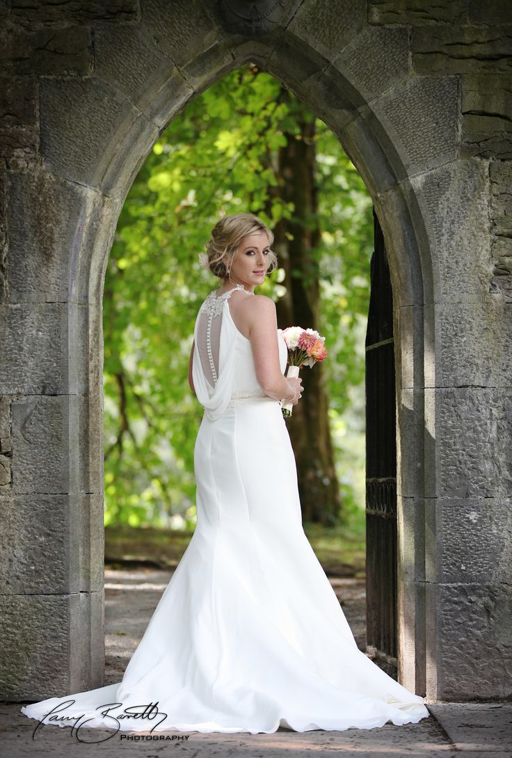 Set in the historic Ashford Estate, The Lodge at Ashford Castle (formerly Lisloughrey Lodge) in Co.Mayo, #Ireland, is a spectacular backdrop for your big day... (Wedding Photography by Gary Barrett) #ireland #ashfordcastle #wedding