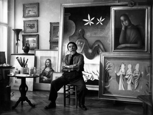 11/5- Happy Birthday, Jan Zrzavy, Czech painter, 1890-1977.