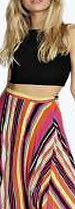 boohoo Multi Colour Stripe Pleated Midi Skirt - pink Weve got plenty of time for pin-bearing skirts this season. A-lines stand out as the A-list style - try out minis in button down denim with wedges for that throwback 60s vibe! Not one for flashing som http://www.comparestoreprices.co.uk/skirts/boohoo-multi-colour-stripe-pleated-midi-skirt--pink.asp