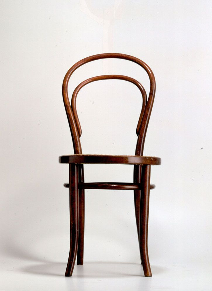1859_ Chair Model No.14 by Michael Thonet