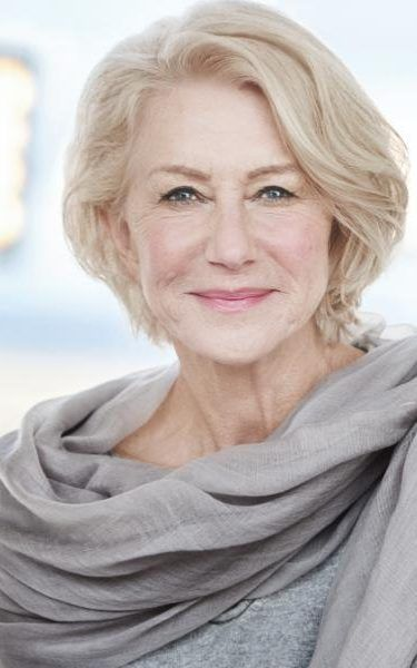 Dame Helen Mirren in the latest L'Oreal ad