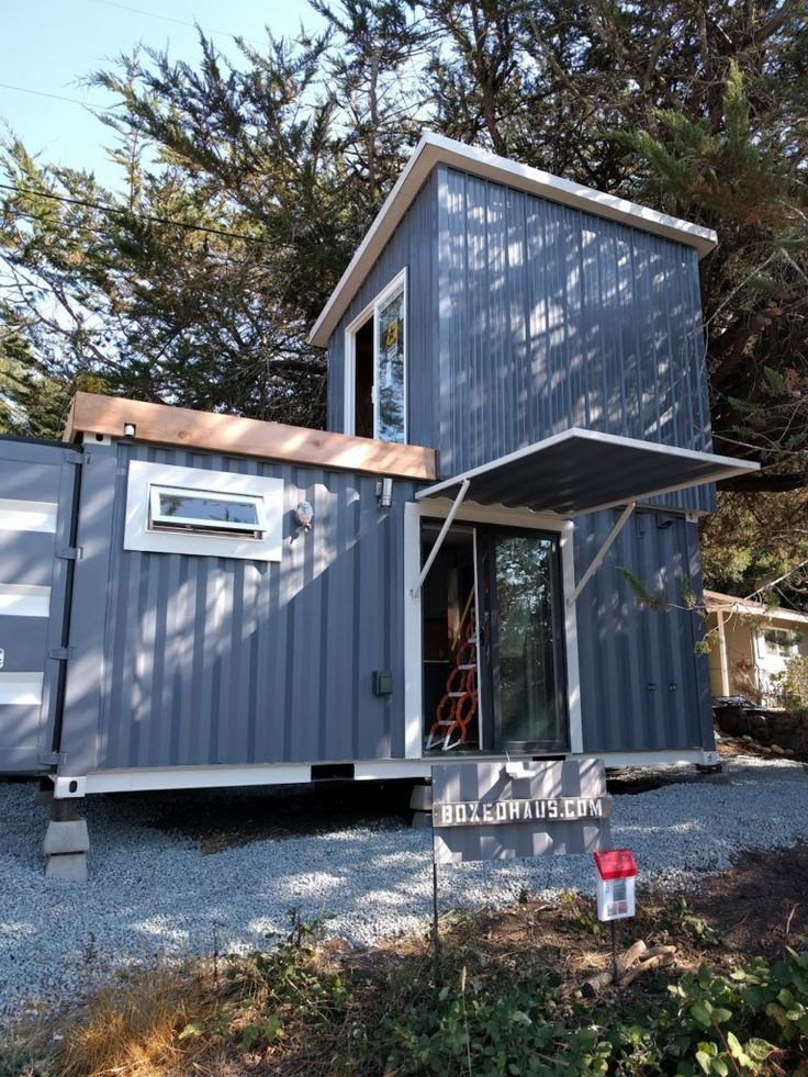1000 images about tiny home on pinterest buses for Smart haus container
