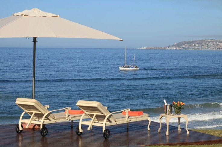 amazing view - www.earp.co.za #woodendeck