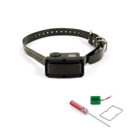 #SportDOG Rechargeable No Bark Control #Collar  w/ (1) FREE NoBark 10R Replacement Battery Kit
