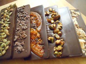 Donna Toscana Chocolate Bars