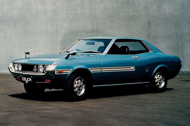 1971 Toyota Celica coupé