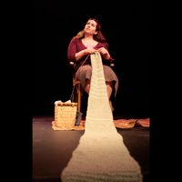 More Power to Your Knitting, Nell! Knit one, purl nineteen forty-two. Sadie Goldstein's dream of being a radio star suddenly comes true when the war starts and she lands a gig as Knitting Nell. Through her songs, Sadie guides the war effort, one stitch at a time.