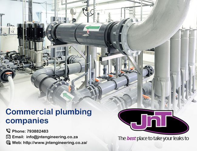commercial plumbing #companies is South Africa leading plumbing company providing quality plumbing services for residential and commercial customers. We provide quality repair, #plumbing and competitive prices. http://bit.ly/2iH0Vqs