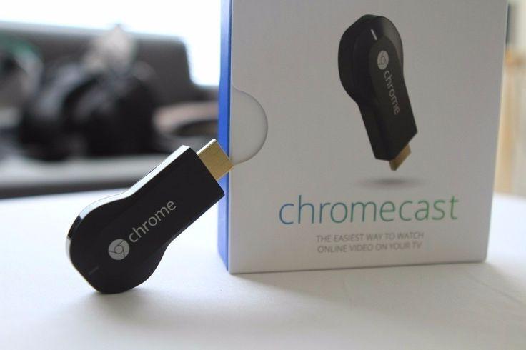 Google Chromecast Chrome Cast - Crome Hdmi 1080p Original - R$ 123,99 no MercadoLivre