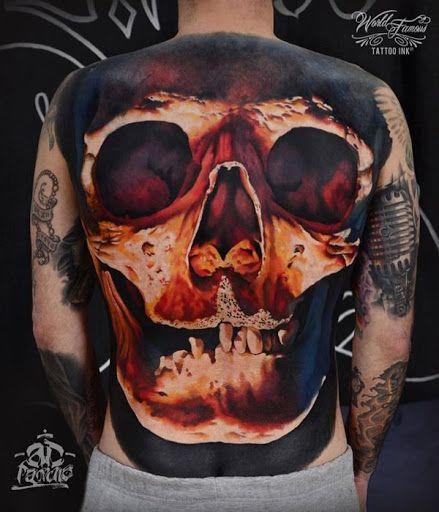 A grandiosidade da volta completa #tattoo #tattoos #tattooed #inked #tats #ink #tatoo #tat #tattooart #tattooartwork #tattoodesign #tattooartist