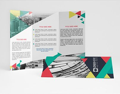 """Check out new work on my @Behance portfolio: """"Creative Color Trifold"""" http://on.be.net/1Xxz07X"""