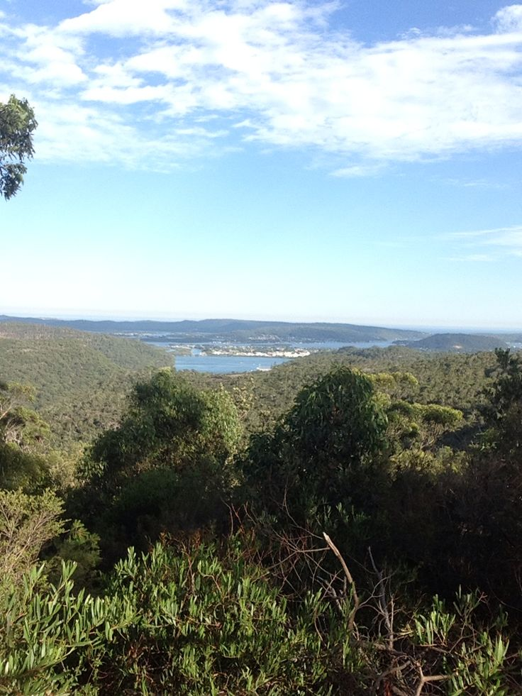 Staples Lookout, the view! :D  NSW Australia