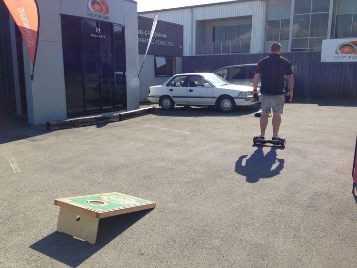 Glide board bagging. Custom Design - California Sandbag, New Zealand, Corn-hole, Bago, Gaming, Back yard, Beach, Bag Toss. #3design #californiasandbagnz www.californiasandbag.co.nz