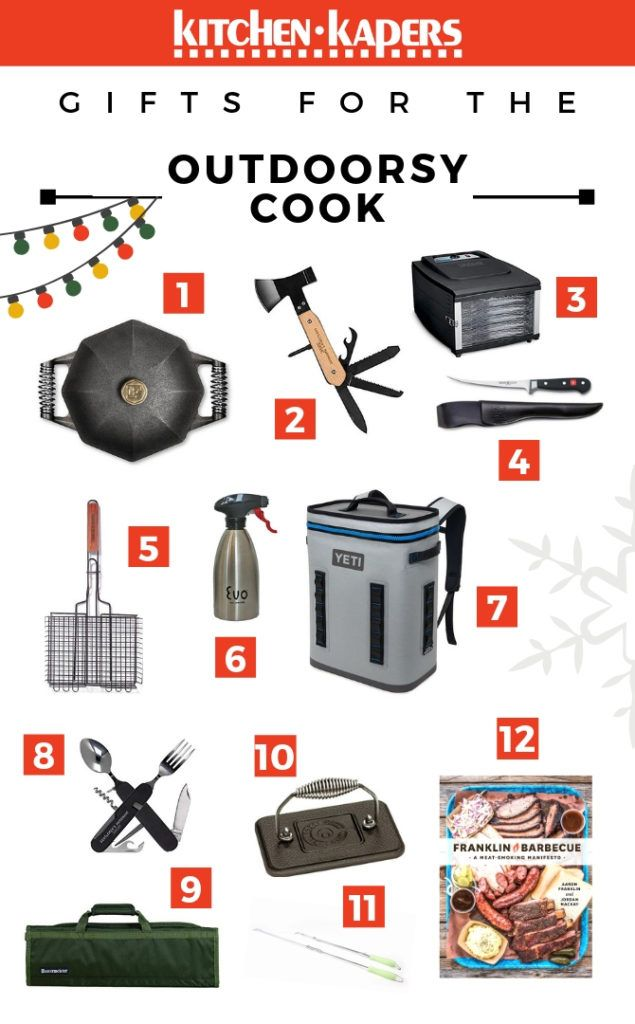 The Great Kitchen Kapers Gift Guide Giveaway Enter Below To Win