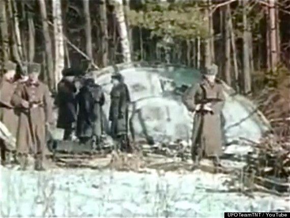 Russian UFO Crash