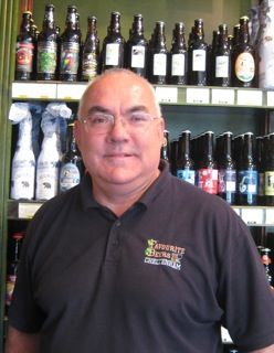 Cheltenham's Beer Star: Favourite Beers, UK Beer Retailer of the Year 2012, is a magnet for lovers of quality ales and lagers.
