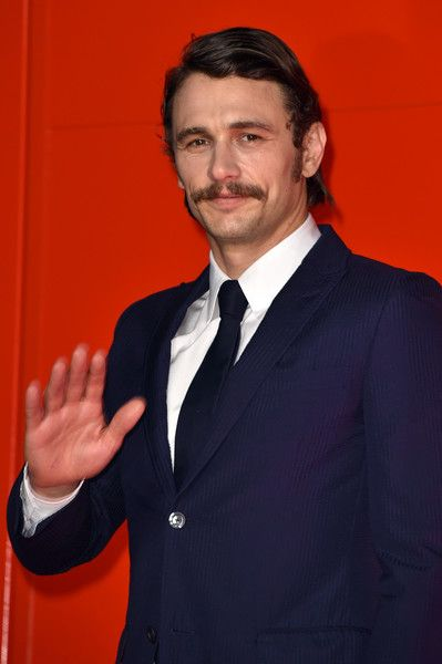 Director and actor James Franco attends the premiere of 'In Dubious Battle' during the 73rd Venice Film Festival at Sala Giardino on September 3, 2016 in Venice, Italy.