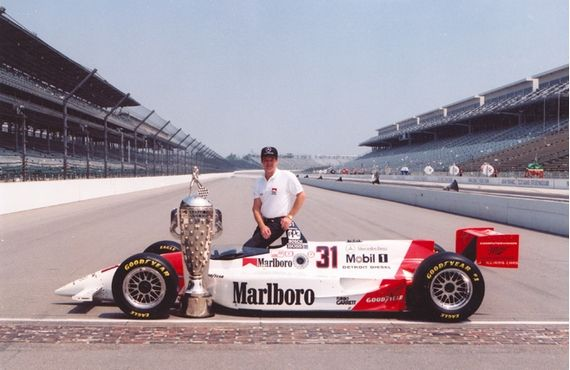 The Most Dominant WinRoger Penske Reflects On The 1994 Indy 500