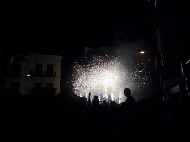 Aquelarre. #Cervera #Festes #Fire #Fireworks #Lleida #Catalunya #Catalonia #Correfoc
