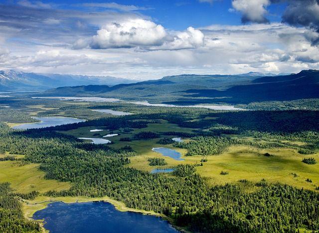 Denali National Park, Alaska - Photo by tpsdave