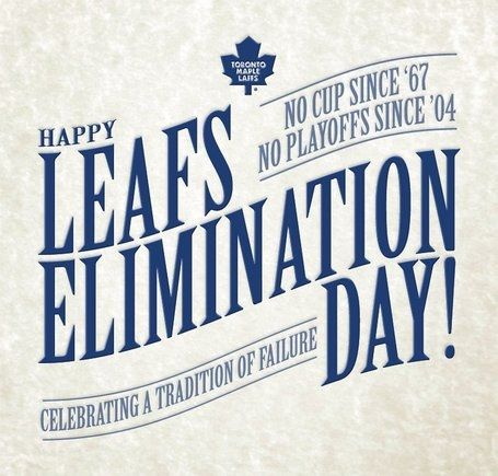 Amuses me but also makes me a little sad because I do like all the Canadian teams.