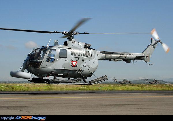 MB 105 Armada de Mexico