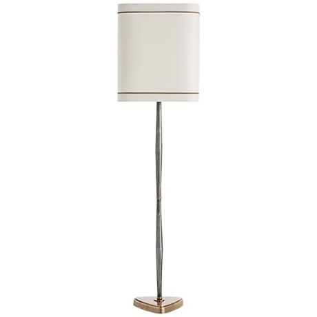 The 25 best retro table lamps ideas on pinterest commercial arteriors home dodger vintage silver retro table lamp aloadofball Image collections
