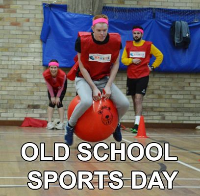 OLD SCHOOL SPORTS DAY!! Turn back the clock and have some of that old Primary School fun, perfect for a hen party with a twist! #henparty
