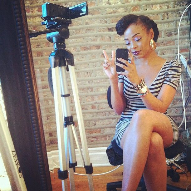 MsVaughnOnYouTube: Hair Care Styl, Natural, Curls, Afro Hair, Natural Afro, Natural Hair, Hair Carestyl, Hair Inspiration
