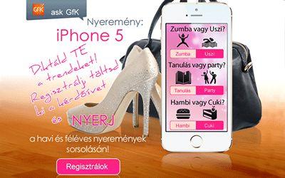 GfK eDM campaign for young woman http://www.senswerk.hu/referenciak/?sw_19_item=143#GfK+eDM+kamp%C3%A1ny+18-29+%C3%A9ves+n%C5%91i+szegmensnek