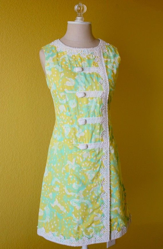 Gorgeous Lily Pulitzer on Etsy