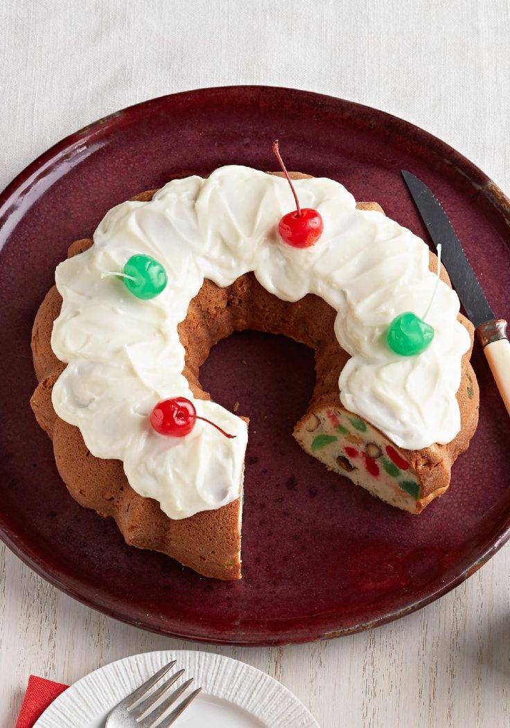 Winter White Fruit Cake Our Festive Fruit Cake Recipe
