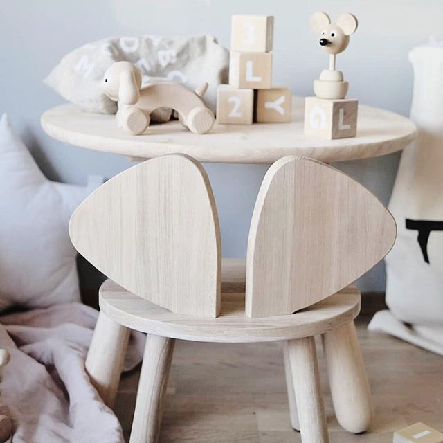 We Are Now Taking Pre Orders For Our Mouse Oak Tables Due Early April Limited Stock Available In The Mouse Oak Chairs Afterpay Oak Table Kids Table Chairs Table