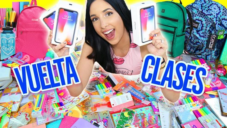 HUGE INTERNATIONAL BACK TO SCHOOL GIVEAWAY WITH 3 WINNERS! WIN IPHONES, SUPPLIES AND MORE!! - YouTube #MarialeEnClase