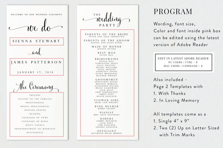 Massive Wedding Stationery Bundle Thanks for stopping by. This is Design No 4 - The MASSIVE WEDDING STATIONERY BUNDLE Over $60 worth for just $25!!!