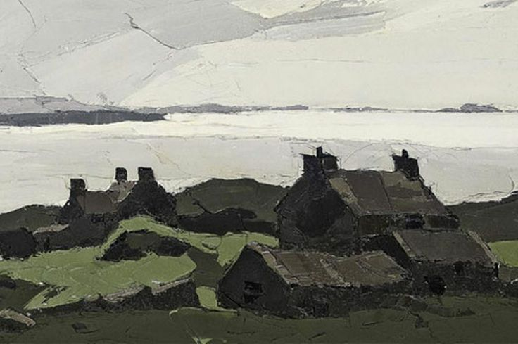 endlessquestion: Kyffin Williams - Porth Dafarch
