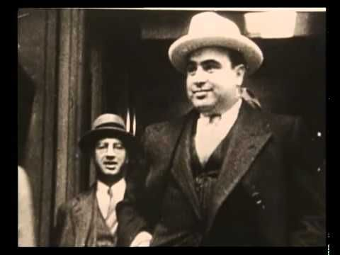 the tough life of al capone The couple was flown to oklahoma a nd sentenced to life in  although al capone was known as public enemy  in 1932 he was sent to a tough federal.